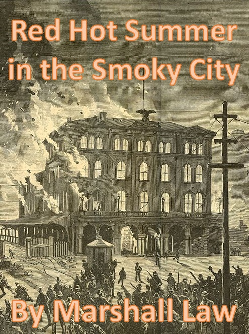 Front Cover of Red Hot Summer in the Smoky City