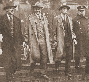 Today in Labor History: March 30. William Z. Foster, Robert Minor, and Israel Amter were arrested in New York City for leading the unemployed march