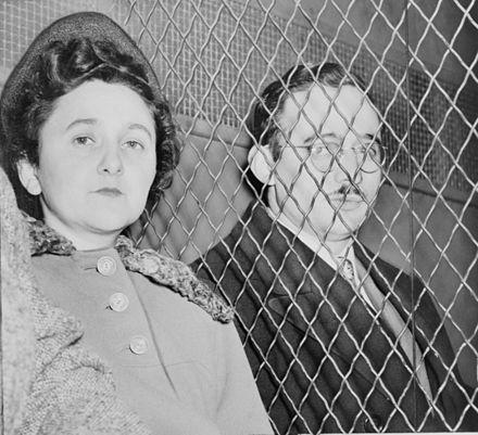 The Rosenbergs, captured