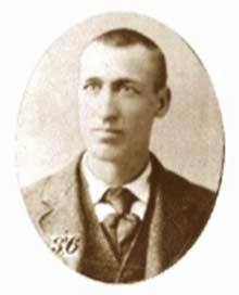 Casey Jones, 1864-1900, railroader