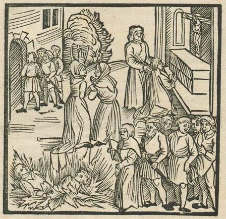 Today in Labor History April 21, 1506: Lisbon massacre of Jews.