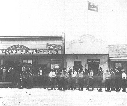 Today in Labor History May 8, 1911, anarchist Magonista forces captured Tijuana.