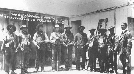 Mexicon Magonistas in Tijuana.