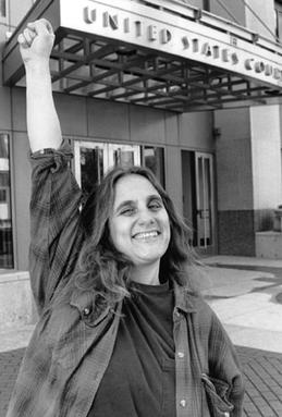Today in Labor History May 24, 1990: Earth First! and IWW members Judi Bari and Darryl Cherney were bombed in Oakland, California.