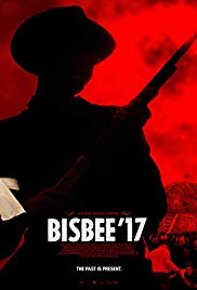 Film poster for the documentary about the reenactment of the Bisbee deportation