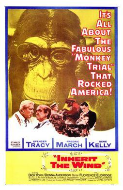 """Today in Labor and Writing History July 10, 1925:The Scopes """"Monkey Trial"""" Trial began"""